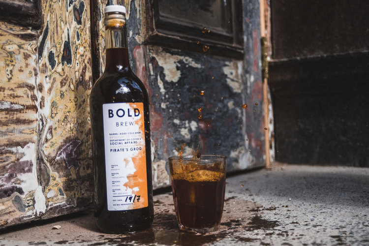 DOCASA, Inc. Announces The Year-Round Availability of its Own Line of Innovative Cold Brew Coffee: 'Bold Brew'